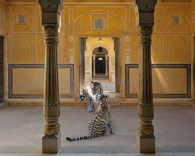 Karen Knorr, 'The Arrow of Kama, Nehargarh Fort, Jaipur', 2013