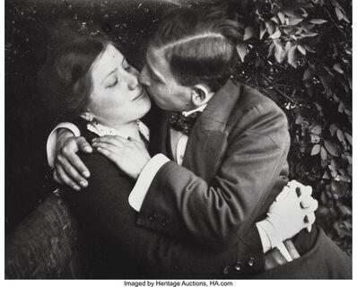 André Kertész, 'Lovers, Budapest'