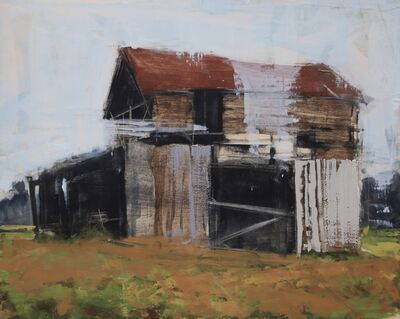 Stephanie Hartshorn, 'Barn Wood', 2020
