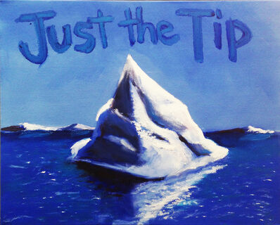 Joe Nanashe, 'Just the Tip', 2015