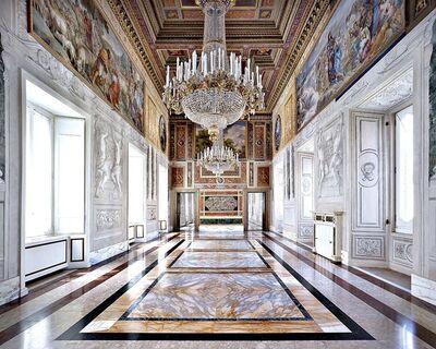 Massimo Listri, 'Palazzo del Quirinale | Sala Gialla, Rome, Italy (Portrait of Interiors)', 2015