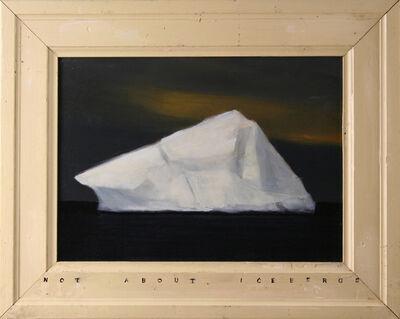 Robert McCauley, 'Not About Icebergs', 2016