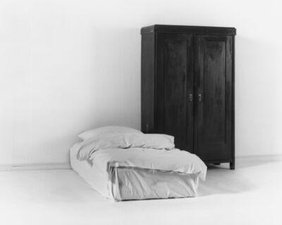Florian Slotawa, 'Mannheimer Bestandsaufnahme (Bett)', 2002/2004