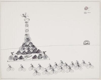 Saul Steinberg, 'Untitled', 1966