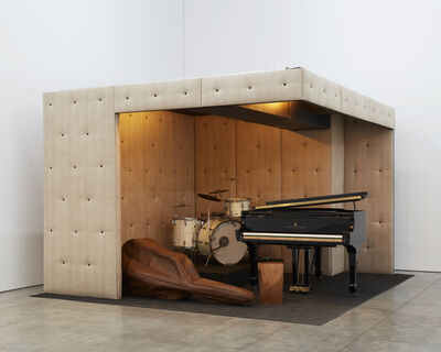 Jason Moran, 'STAGED: Three Deuces', 2015
