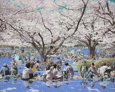 Sangyoon Yoon, 'In bloom2', 2020