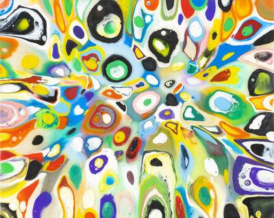 Davide Nido, 'La ruota del pavone', 2011