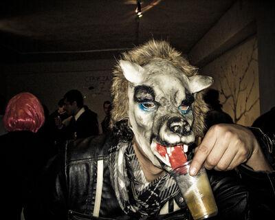 Camila Rodrigo Graña, 'Juven's Wolf ', 2008