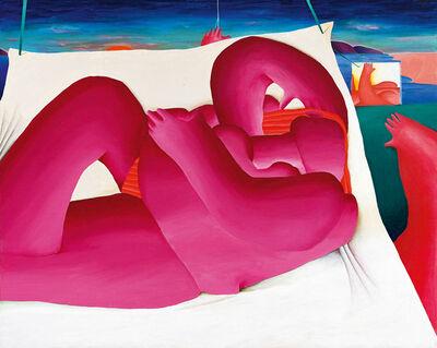 Margaret McKean, 'Reclining Nude'