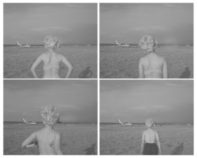 Tania Franco-Klein, 'Plane Sequence (Self-portrait)', 2018