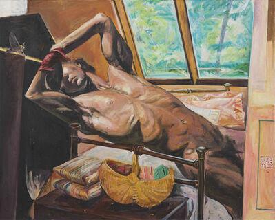 Ku Fu-Sheng, 'The Moth', 1989