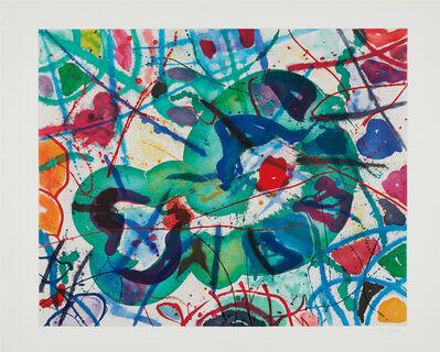 Sam Francis, 'Trietto 5', 1991