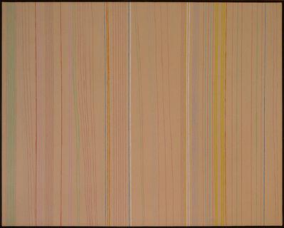 Gene Davis, 'Sand Hog', 1972