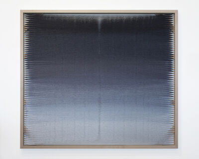 Rachel Mica Weiss, 'Woven Screen, Mist', 2020