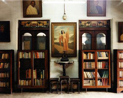 Laura McPhee, 'Library, Miss Pal's House, North Kolkata, India', 2001