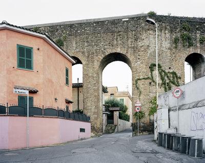 Hans-Christian Schink, 'Via del Mandrione (8)', 2014