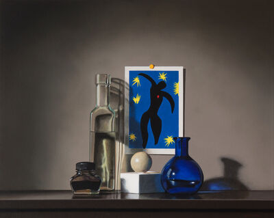 Guy Diehl, 'Still Life with Matisse #2', 2018