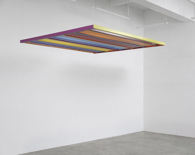 Liam Gillick, 'DOUBLE PROJECTION PLATFORM 1', 2008