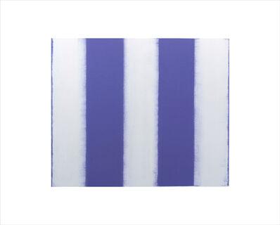 Betty Merken, 'Stripes, Violet #03-15-30', N/A