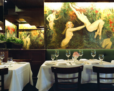 Wijnanda Deroo, 'Cafe des Artistes, 1 West 67th Street', 2009
