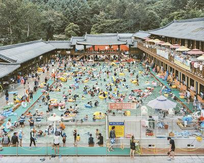 Kim Seunggu, 'Hanok Swimming Pool', 2017