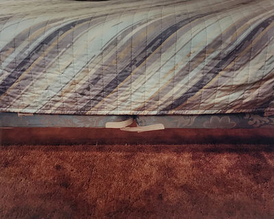 Lisa Kereszi, 'Two Beds, Granby Motel, Conn.', 2001