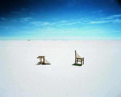 Scarlett Hooft  Graafland, 'Chairs', 2011