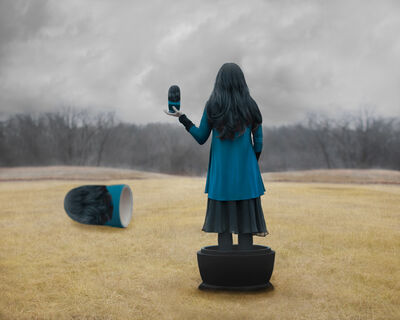 Patty Maher, 'We Three', 2020