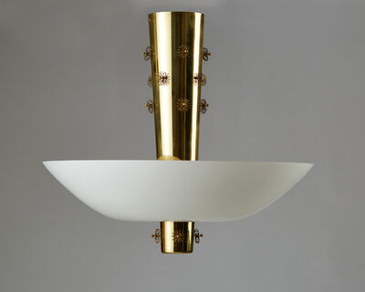 Paavo Tynell, 'Ceiling lamp'