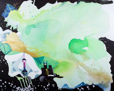 Elisabeth Condon, 'Electric LotusLand', 2014