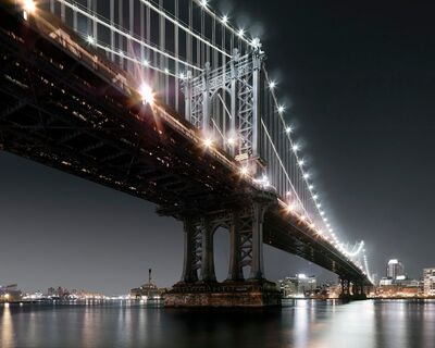 Luca Campigotto, 'Manhattan Bridge', 2007