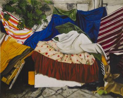 Glaucia Leme, 'The drapery as home, shelter, refuge III', 2018