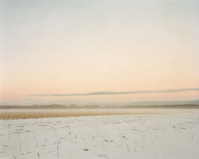 Joel Sternfeld, 'February 28, 2007 The East Meadows, Northampton, Massachusetts', 2007