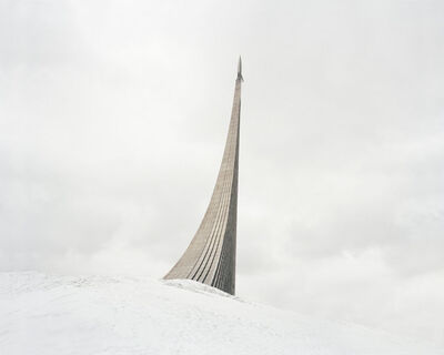 Danila Tkachenko, 'Restricted Areas: Monument to the Conquerors of the Space', 2015