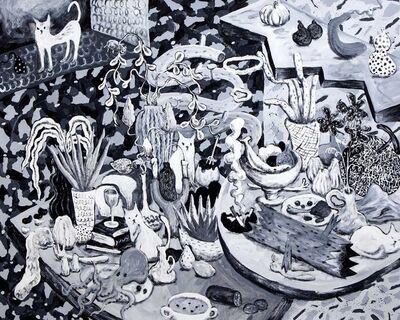 Yuichi Hirako, 'Pattern of Grain 16', 2017