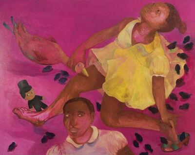 Philemona Williamson, 'January March', 2016