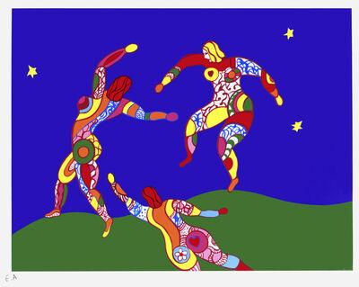 Niki de Saint Phalle, 'La Danse (Hommage a Matisse)', 1995