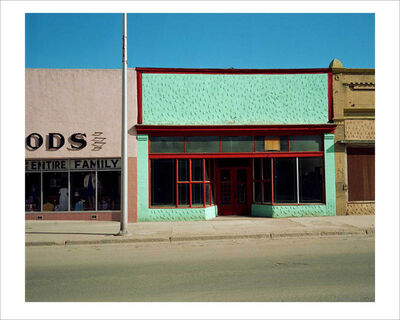 Wim Wenders, 'Entire Family, Las Vegas, New Mexico', 1983