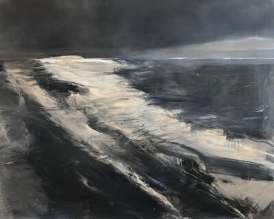 Pippa Blake, 'Grey Dawn', 2018