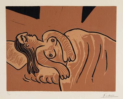 Pablo Picasso, 'Femme endormie [Dormeuse]', 1962