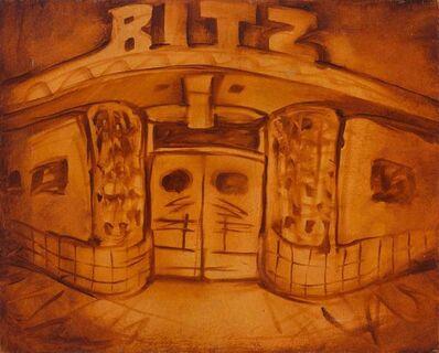 Martin Wong, 'Ritz', circa 1975