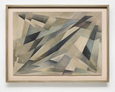 Samson Flexor, 'Vai e Vem Diagonal', 1957