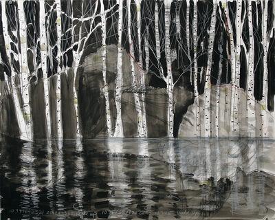 Audrey Anastasi, 'Dark Water Dawn', 2008