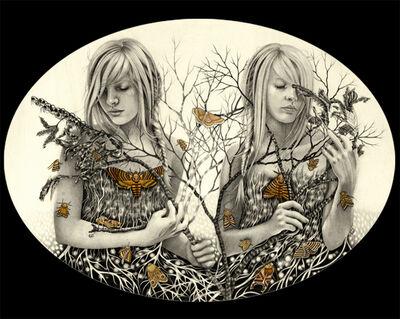Alessia Iannetti, 'Siamese Trees', 2013