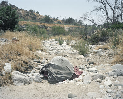 Mark Ruwedel, 'Big Tujunga Wash #9', 2017