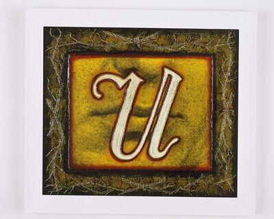 Tony Greene, 'Untitled (U)', 1989