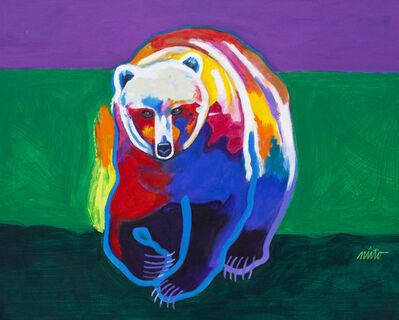 John Nieto, 'Grizzly Bear', 2015