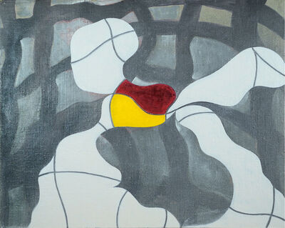 Thomas Nozkowski, 'Untitled (8-16)', 2001