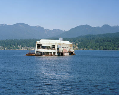 "Jade Doskow, 'Vancouver 1986 World's Fair, ""World Exposition on Transportation and Communication,"" McBarge', 2014"