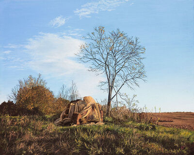Jeff Gola, 'Field's Edge', 2017
